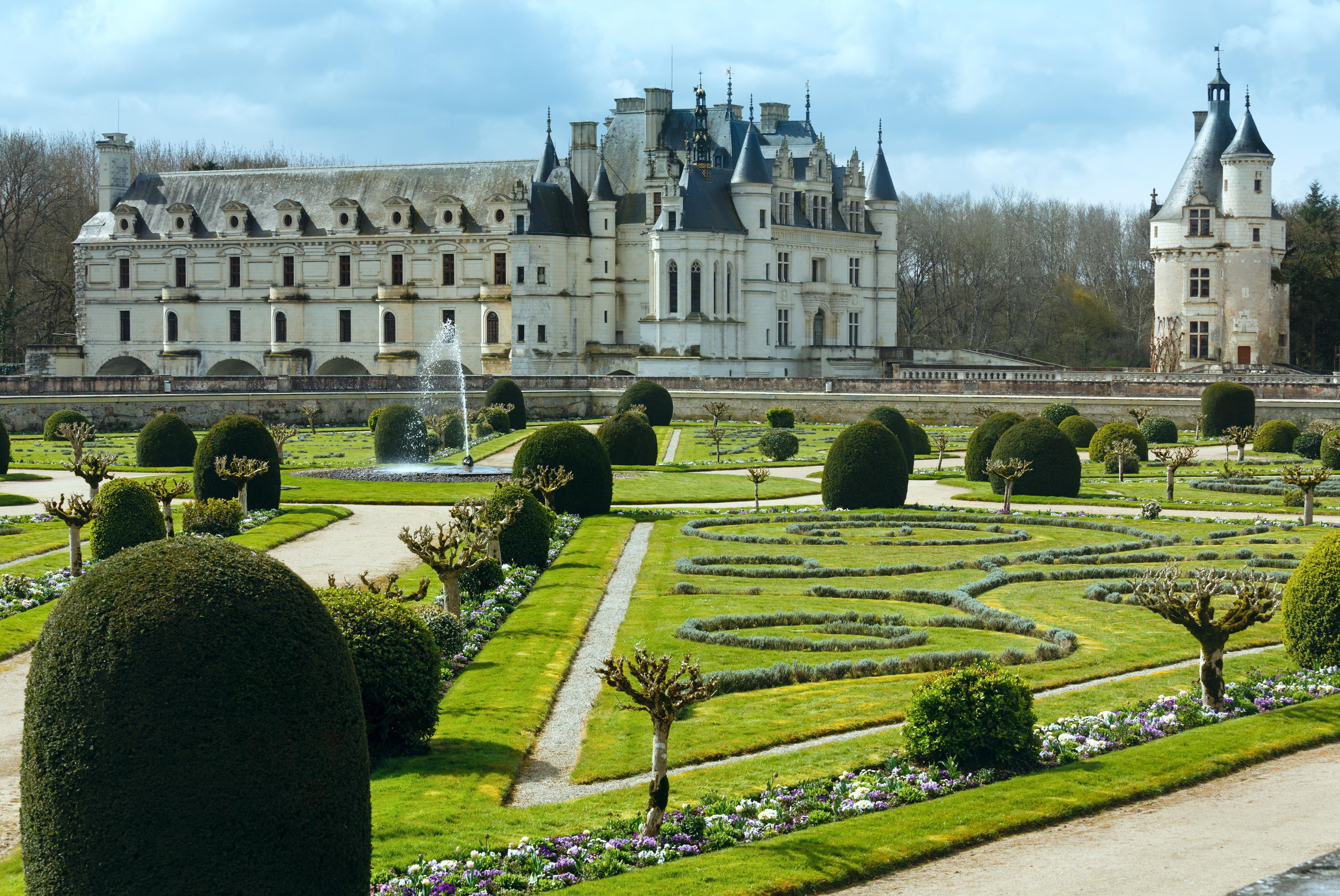 8-daagse fietsvakantie Kastelen Loire