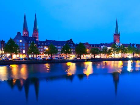 8-daagse fietsvakantie Lübeck - Flensburg
