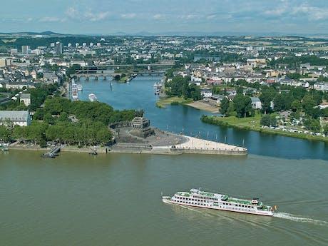 8-daagse fietsvakantie Moezel, Metz - Koblenz