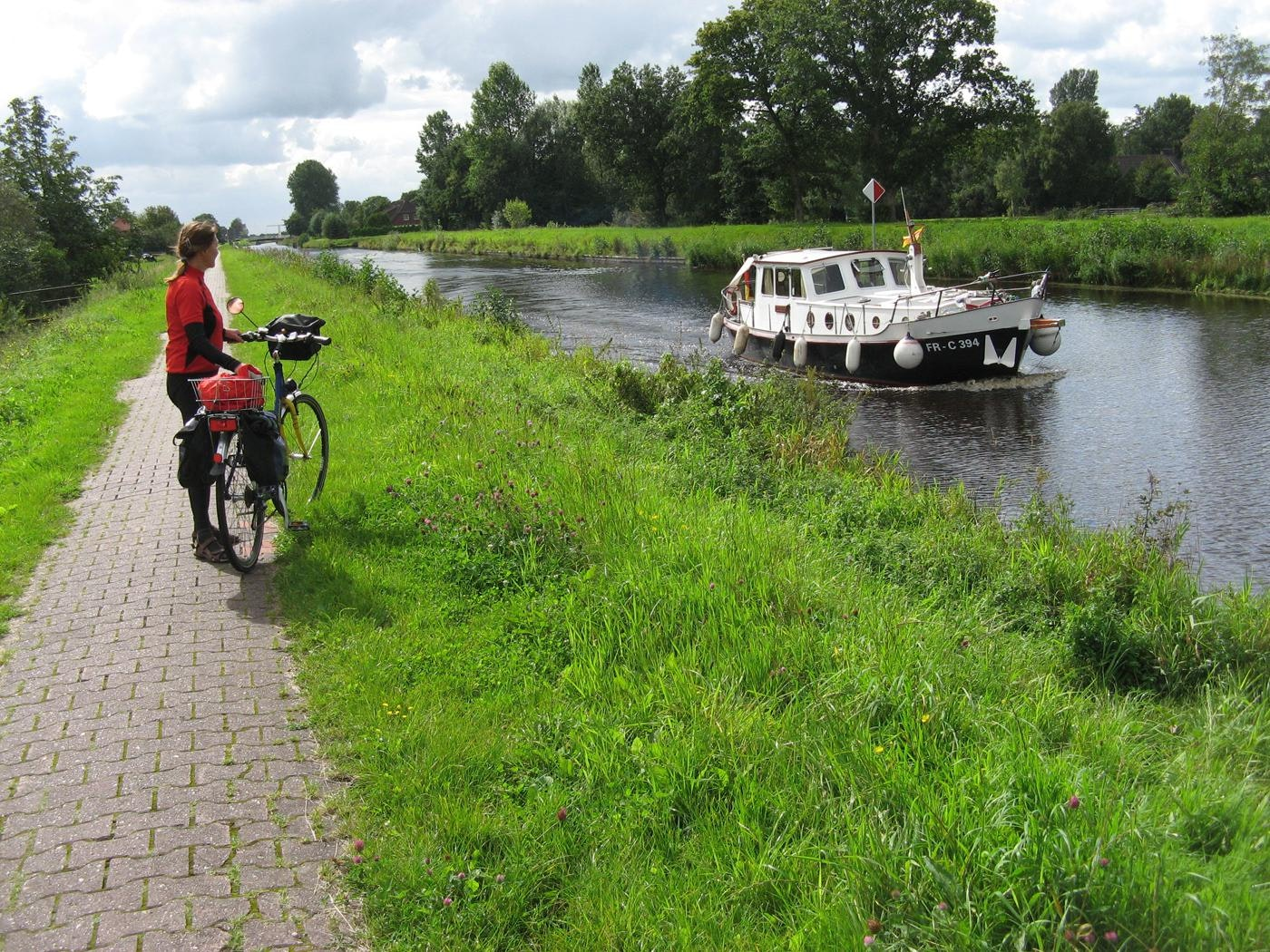 8-daagse fietsvakantie Oost-Friesland