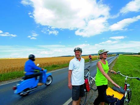 7-daagse fietsvakantie Ilm-Radweg