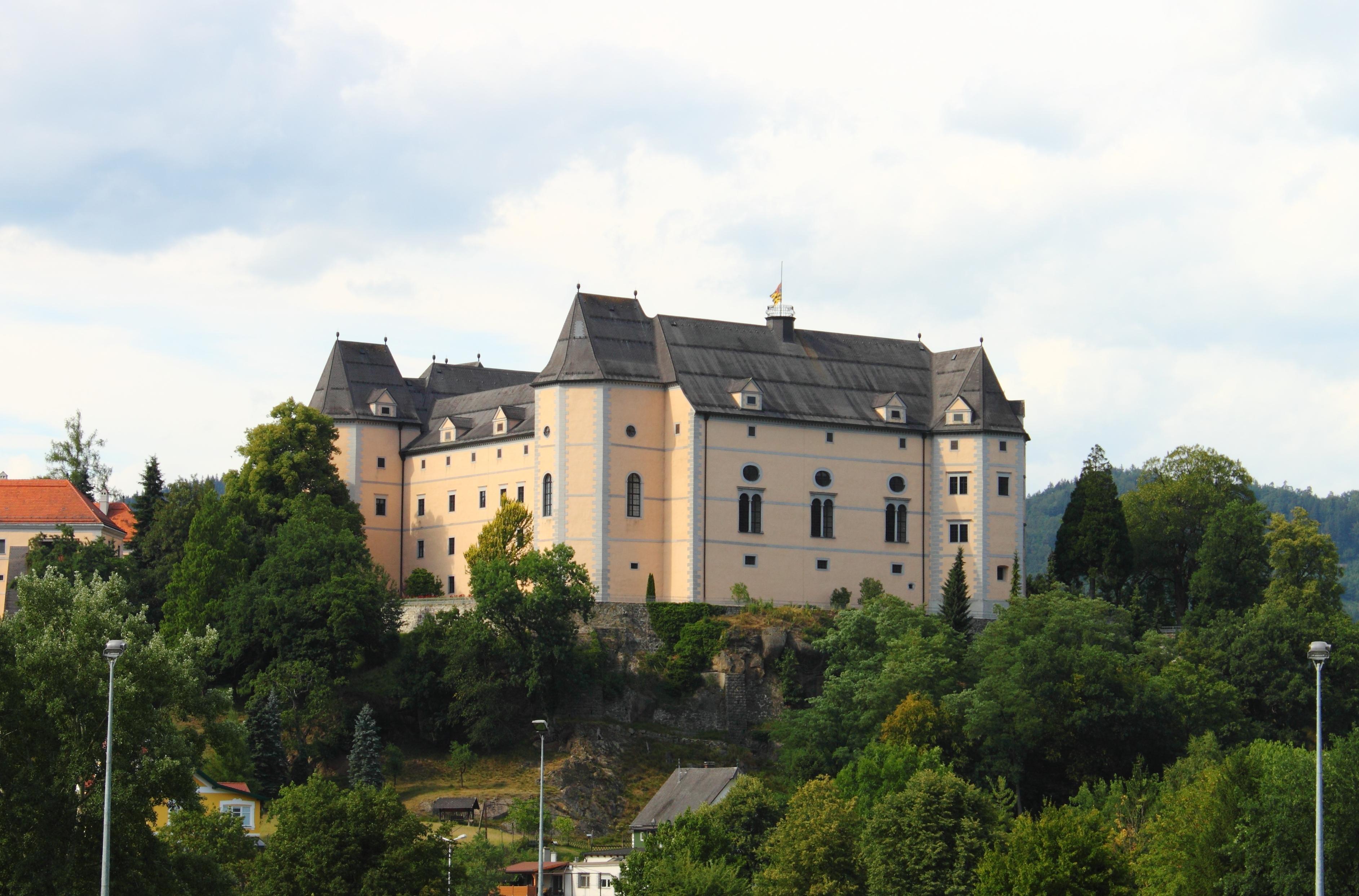 8-daagse fietsvakantie Passau - Wenen