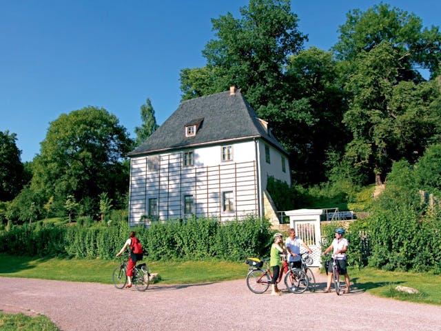 8-daagse fietsvakantie Thüringer Becken