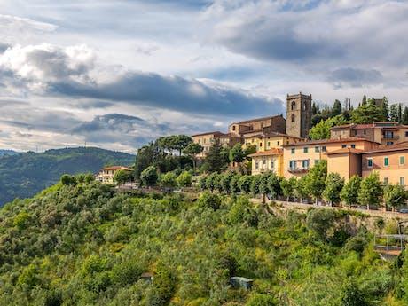 8-daagse fietsvakantie Toscane