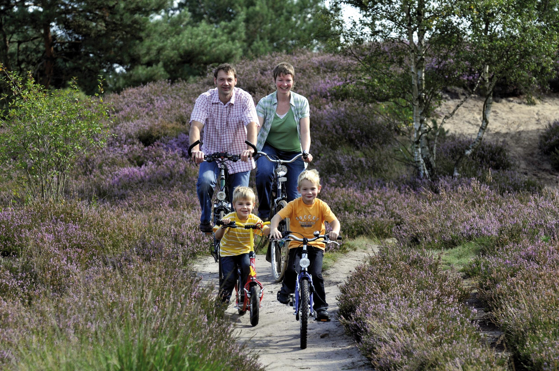 7-daagse fietsvakantie Lüneburger Heide
