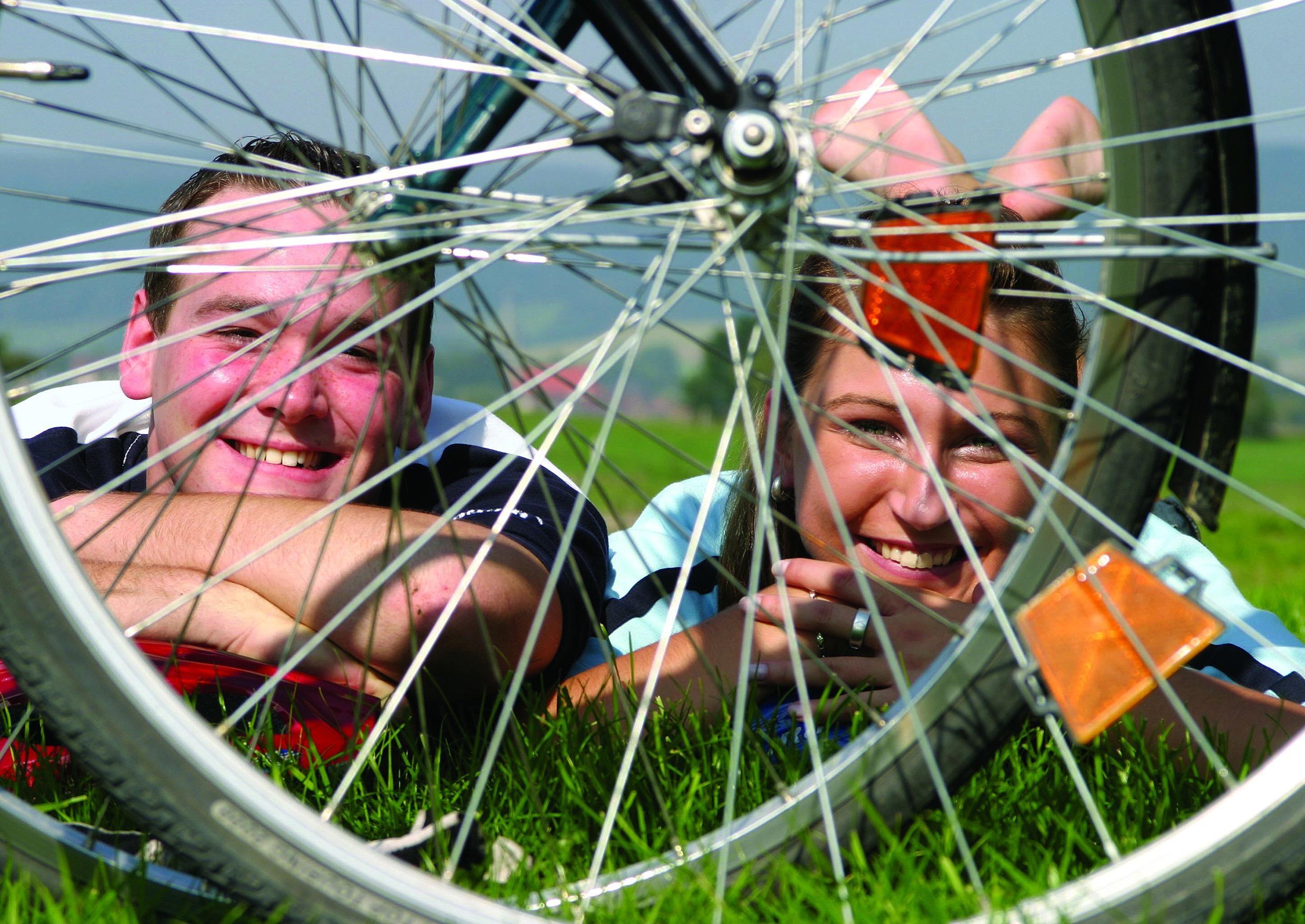 8-daagse fietsvakantie Weserradweg