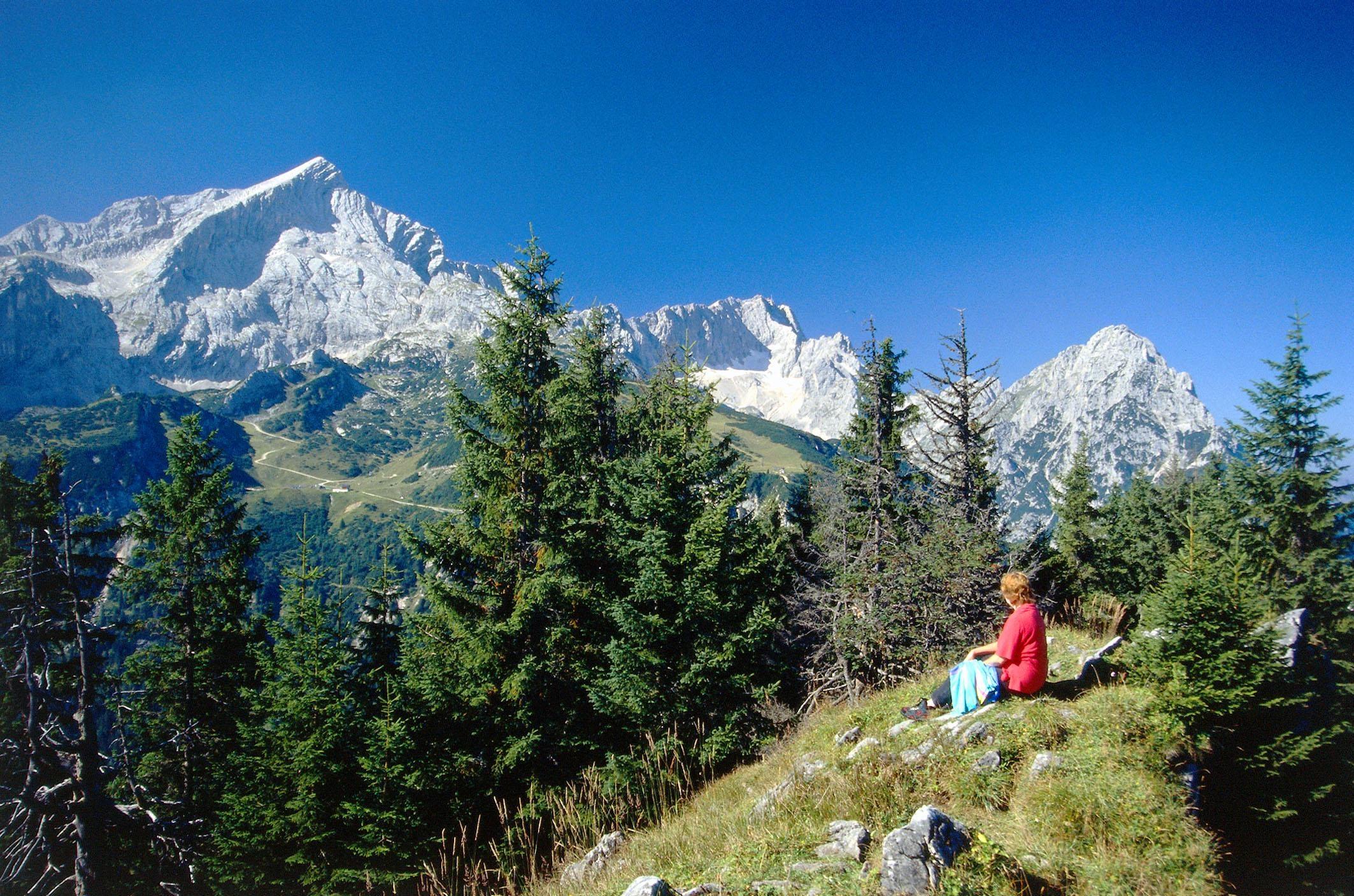8-daagse wandelvakantie Der Tiroler Weg