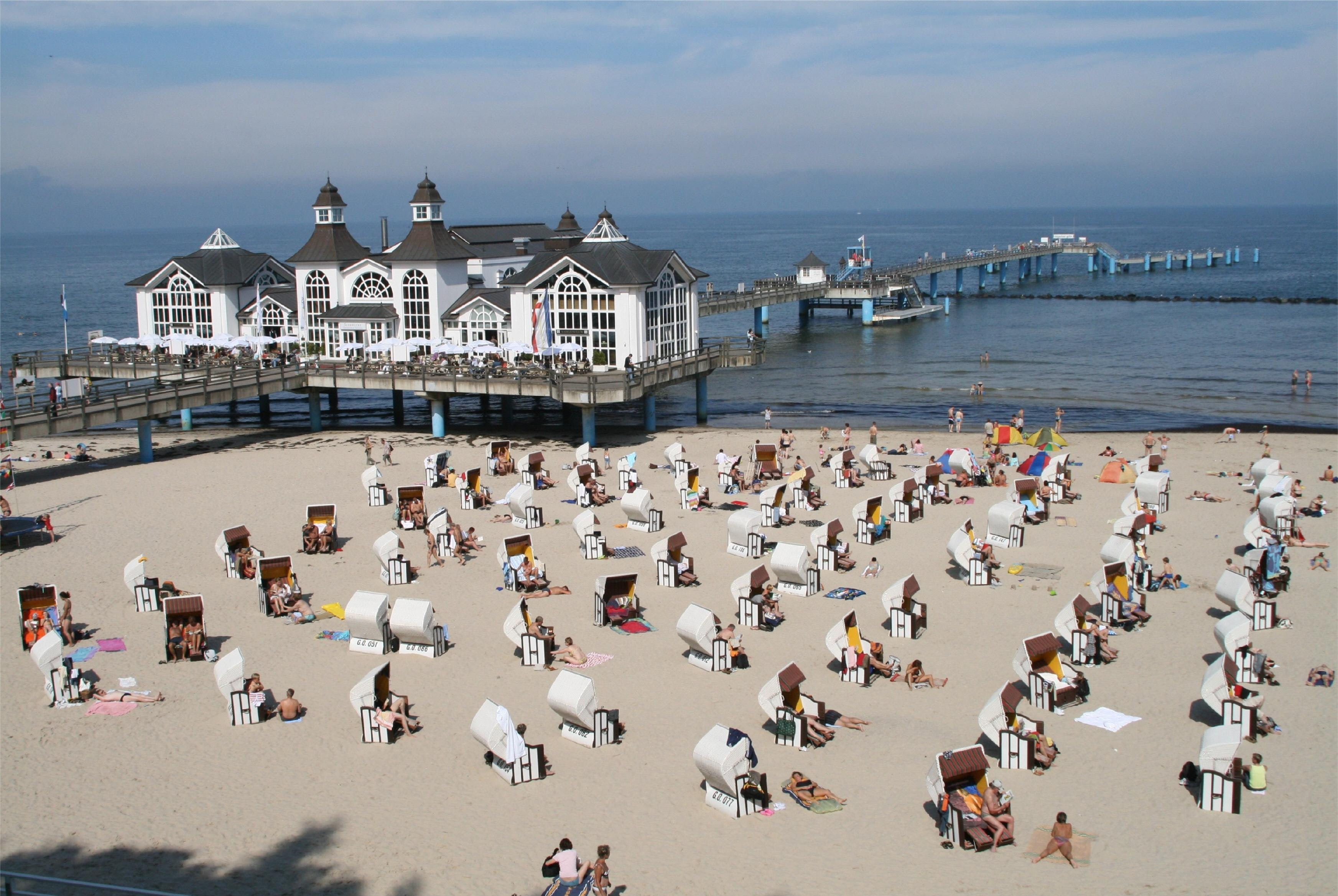 8-daagse wandelvakantie Eiland Rügen