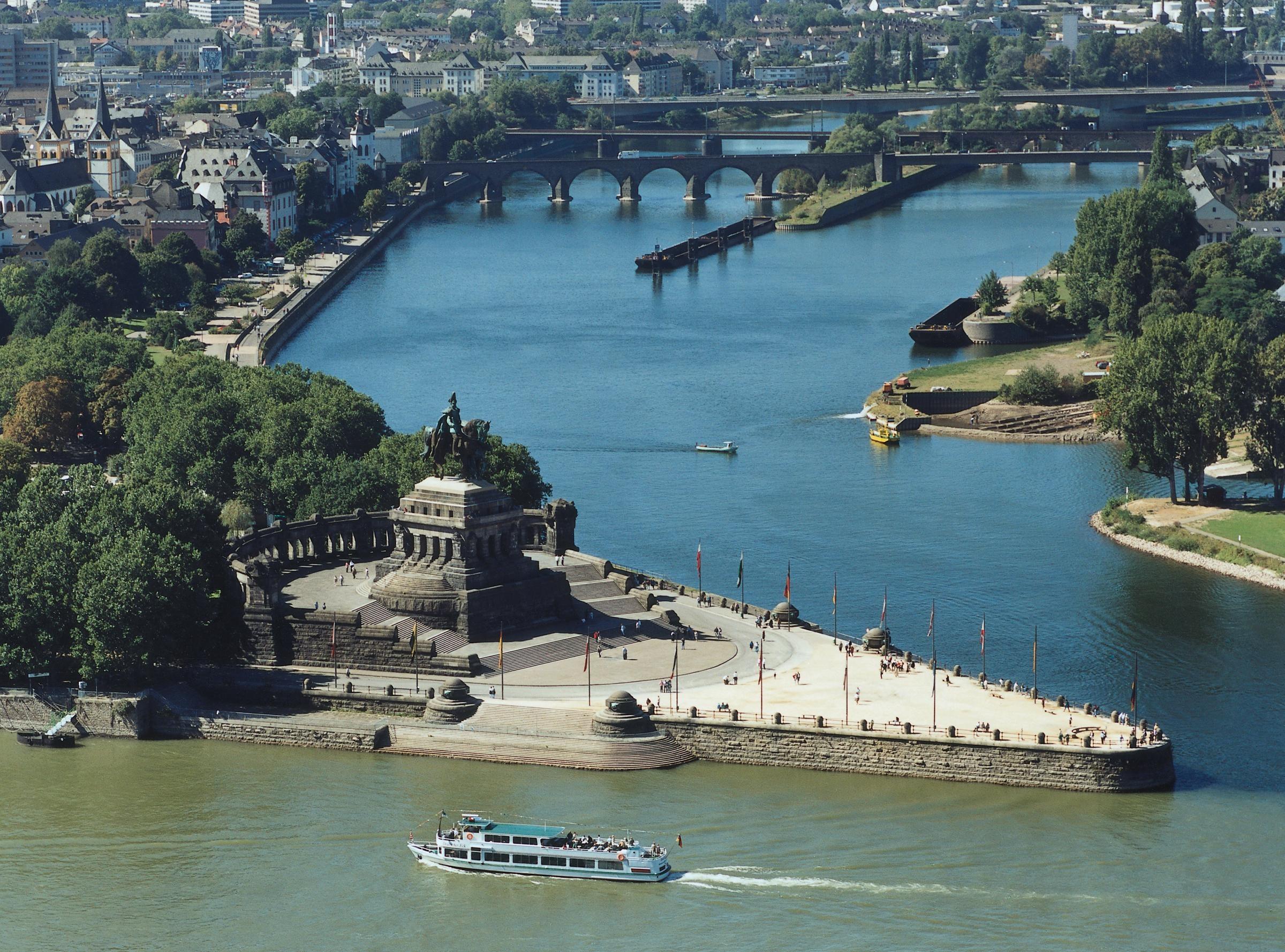 8-daagse wandelvakantie Rheinsteig