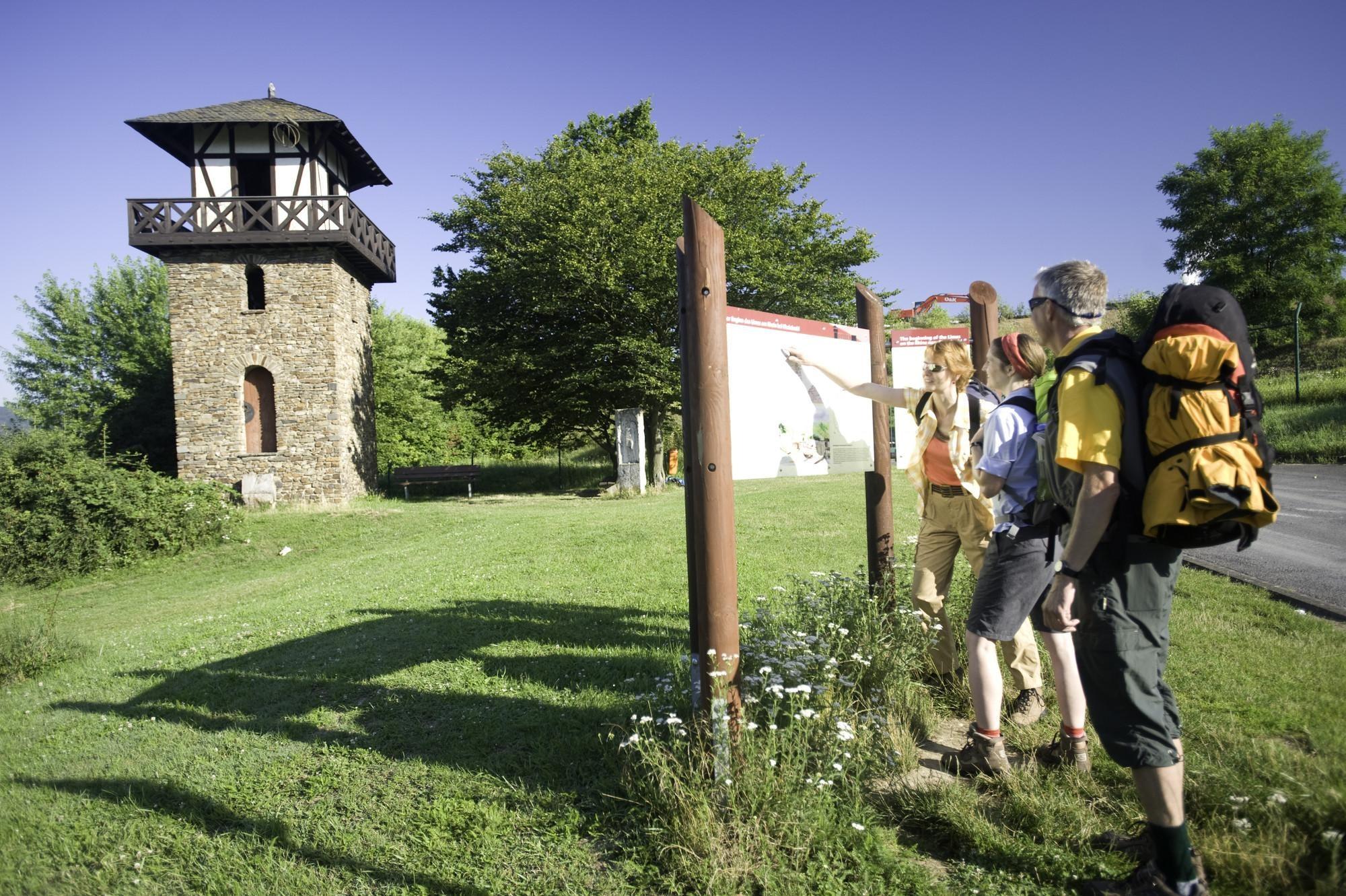 8-daagse wandelvakantie Westerwald 2e deel