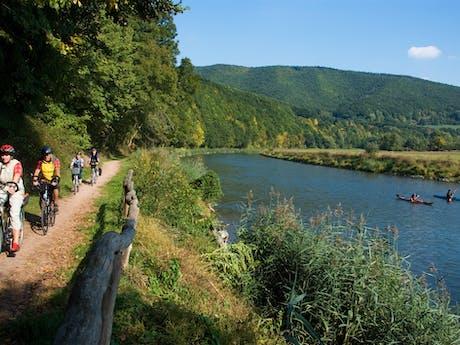 7-daagse fietsvakantie Werra-Radweg