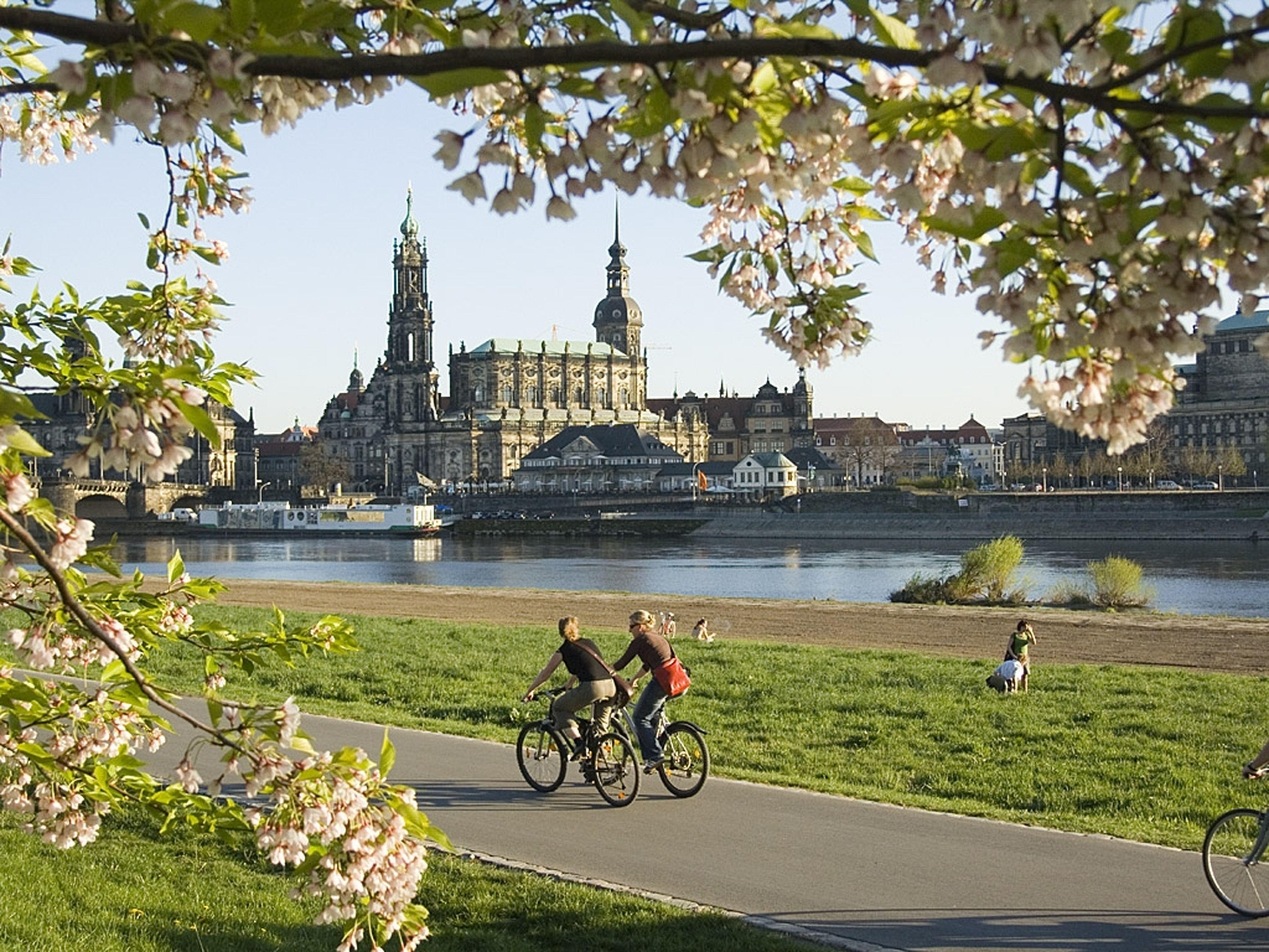 9-daagse fietsvakantie Klassieke Elberadweg
