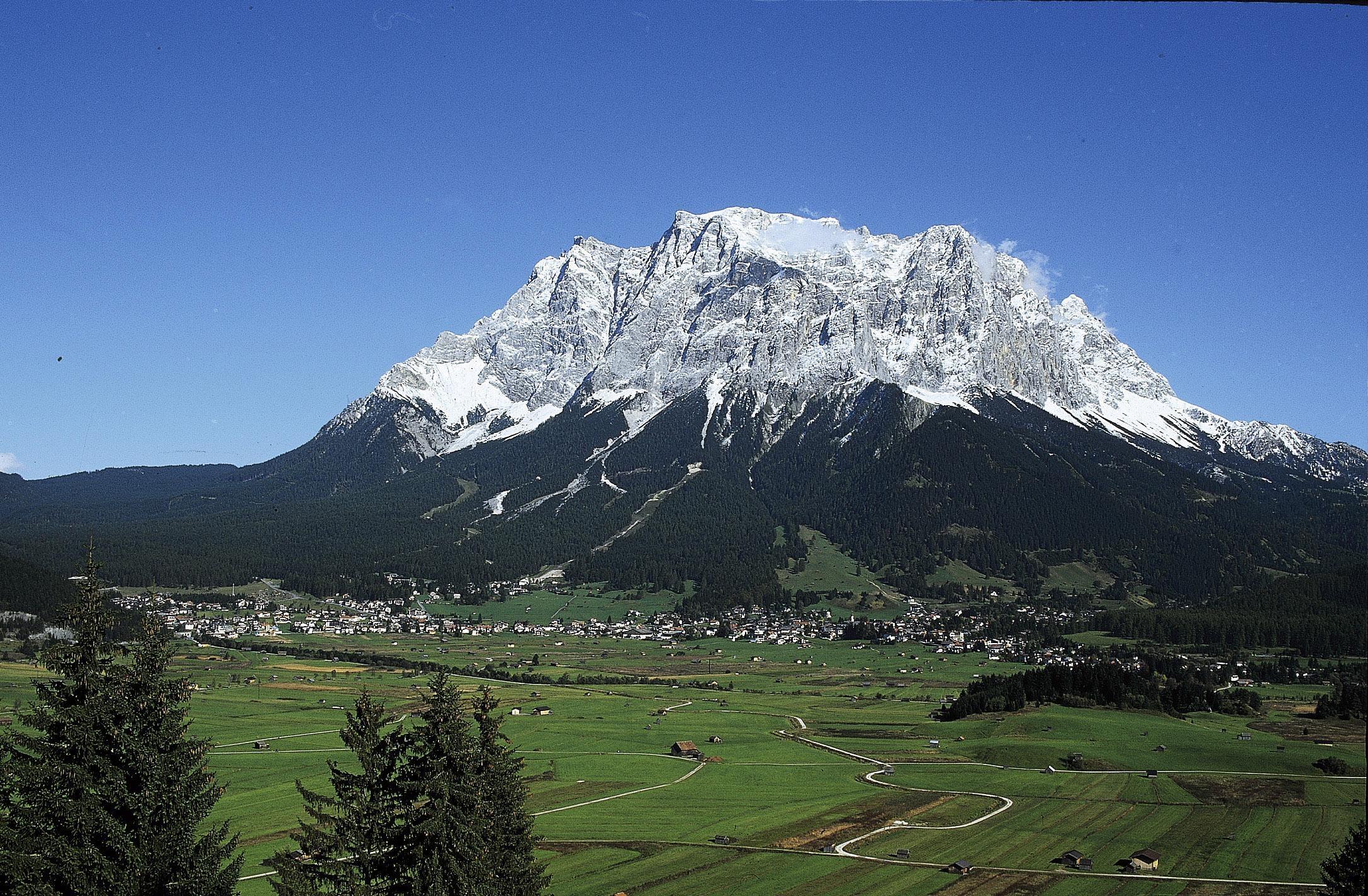 7-daagse wandelvakantie Rondje Zugspitze