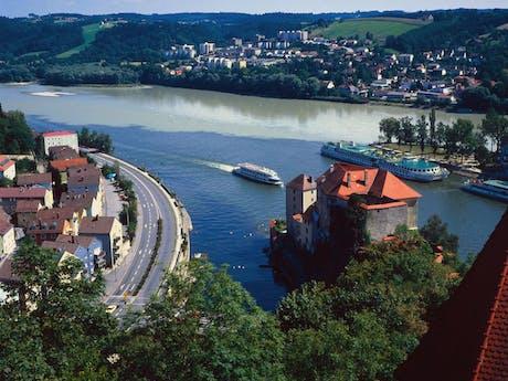 10-daagse fietsvakantie Altmühl en Donau