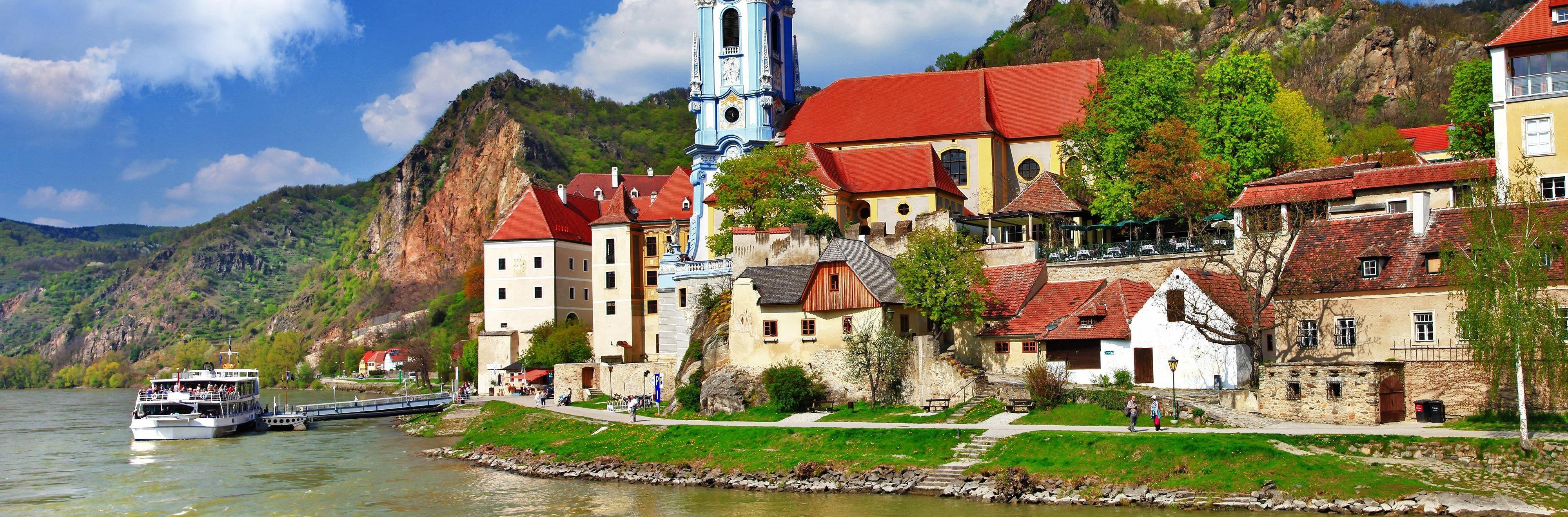 10-daagse fietsvakantie Passau - Wenen