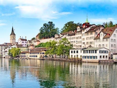 10-daagse fietsvakantie Zwitserse Ronde
