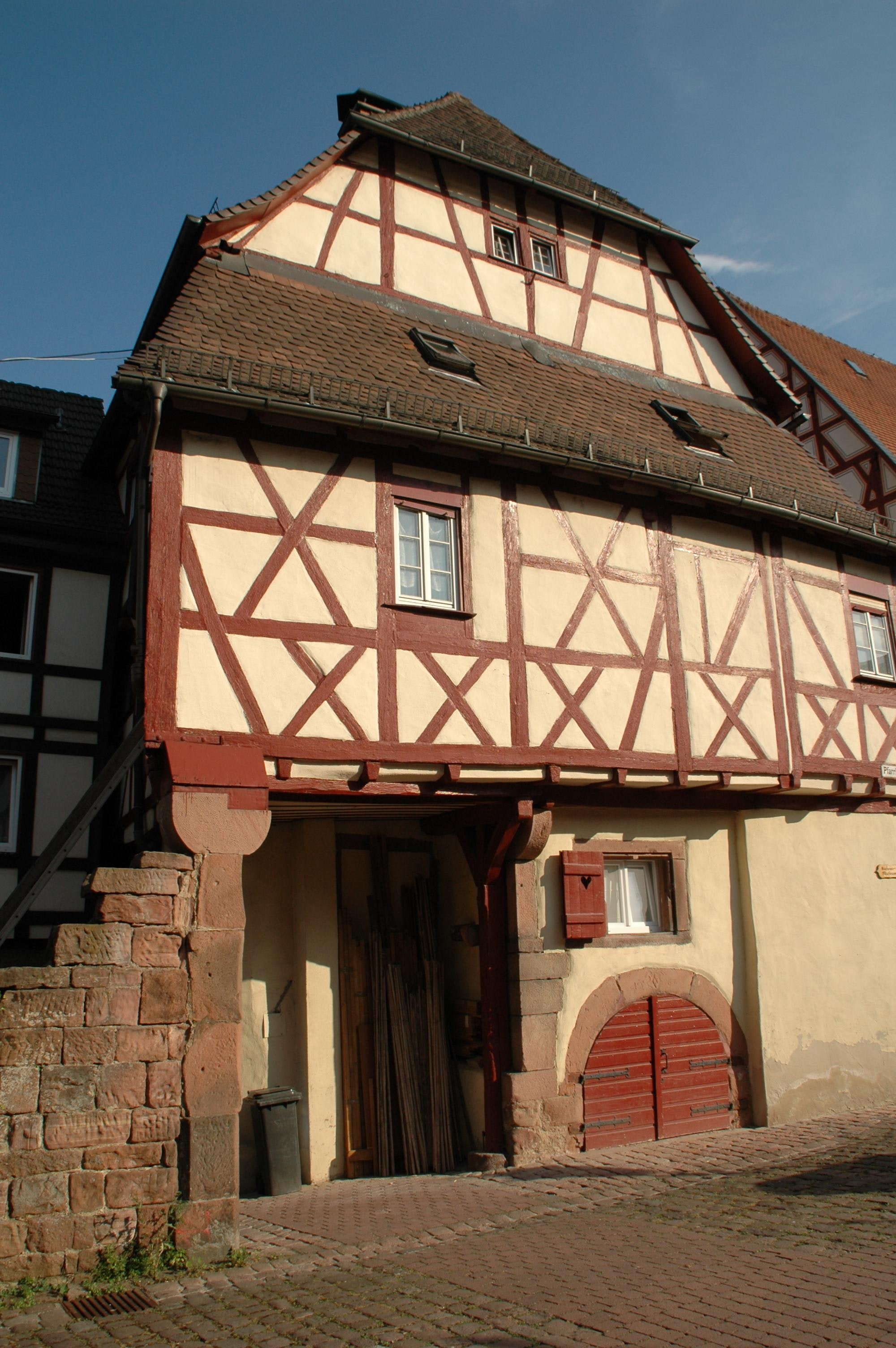 11-daagse wandelvakantie Rheinsteig