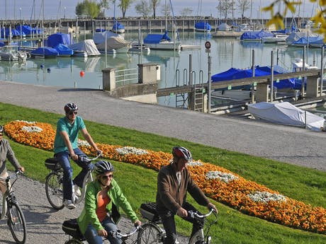 12-daagse fietsvakantie, Beleef de Bodensee