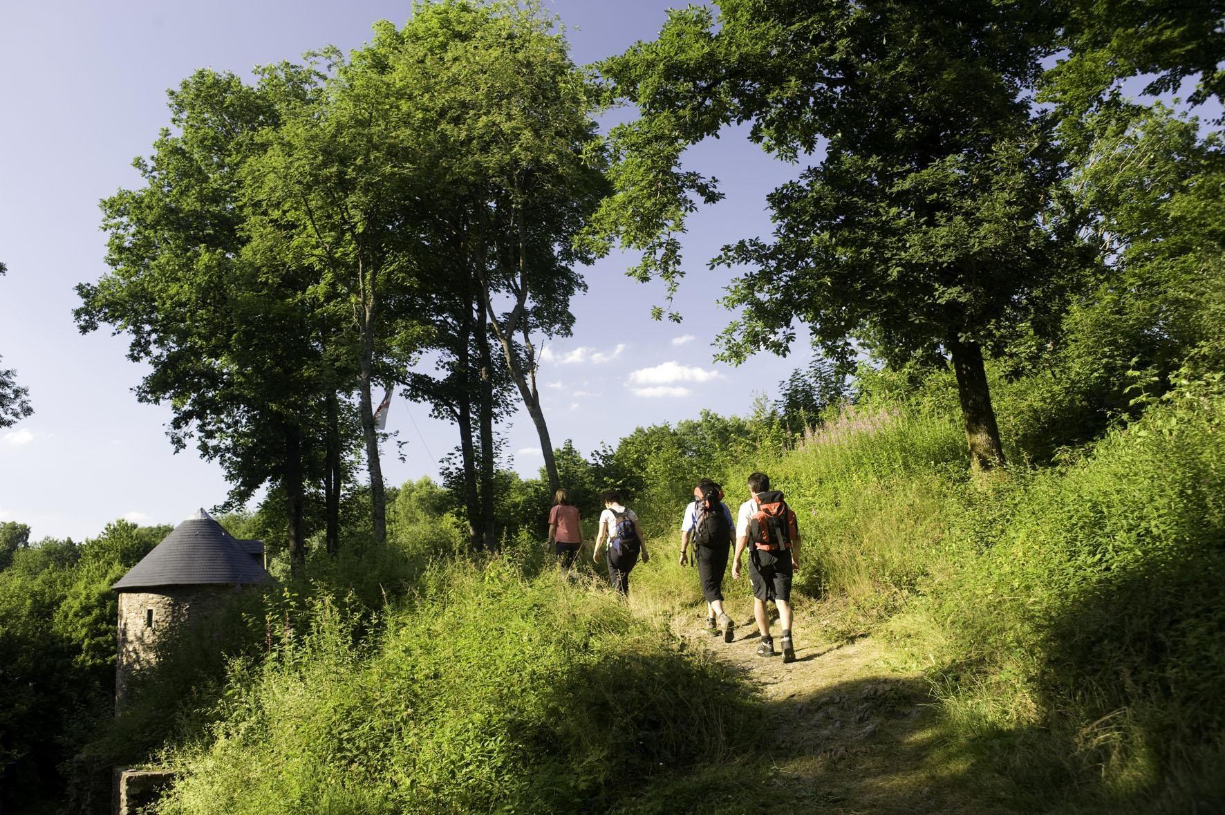 12-daagse wandelvakantie Saar Hunsrücksteig