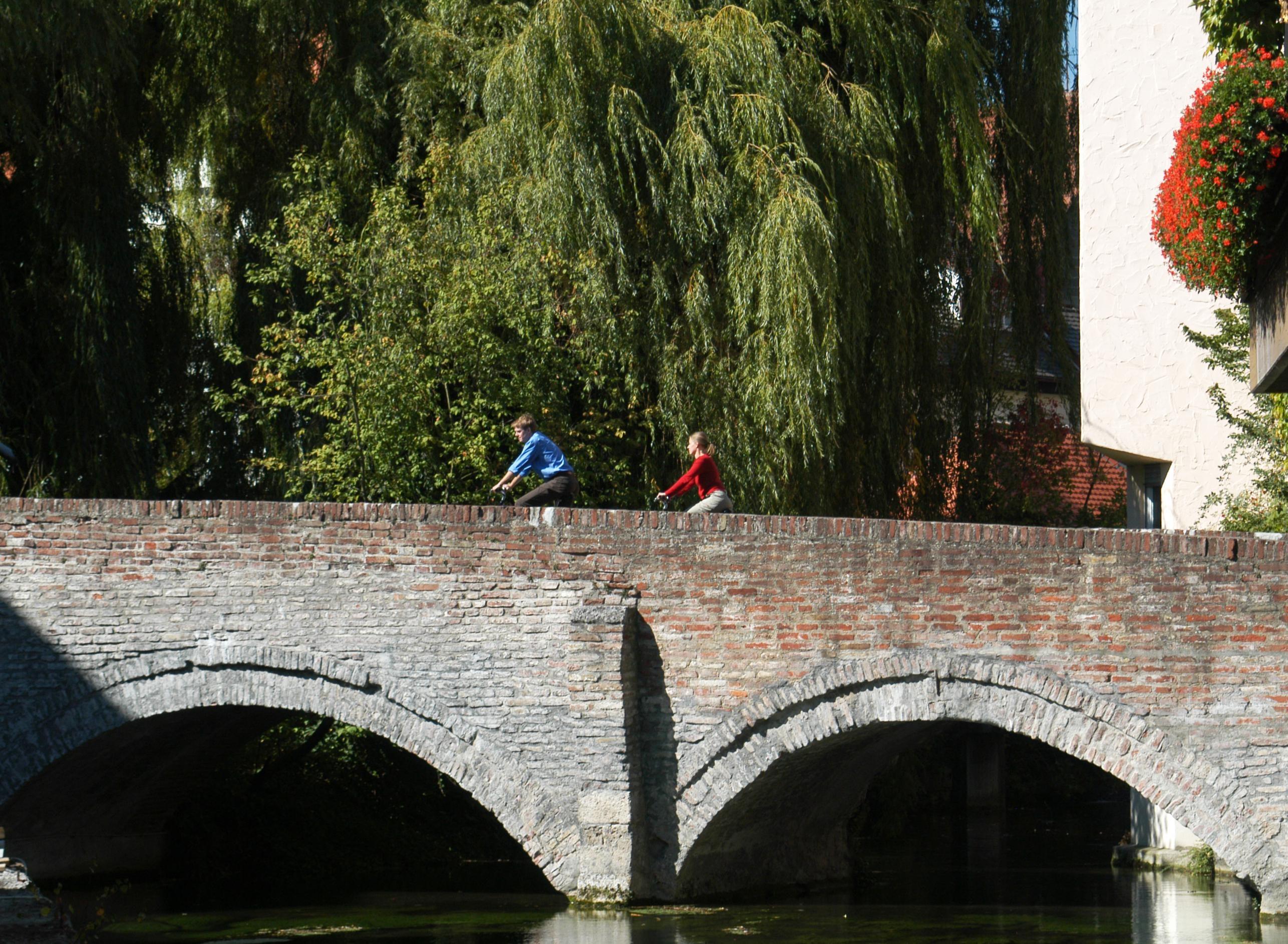 14-daagse fietsvakantie Donau op uw gemak
