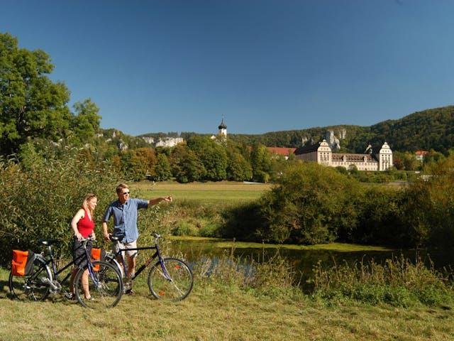 Donau fietsen