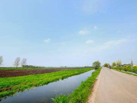 fietsen in nederland kanaal