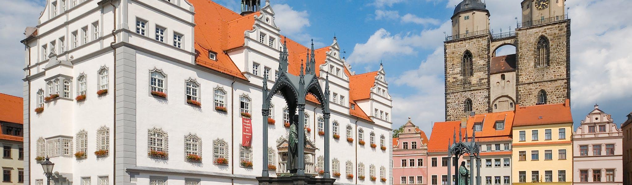 Wittenberg-centrum Elbe