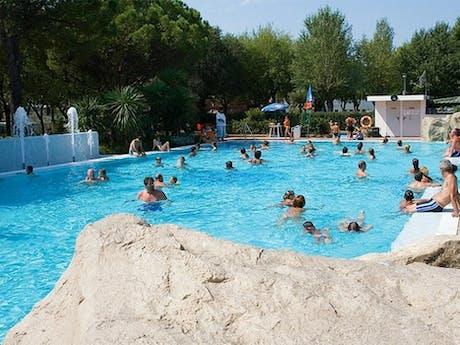 Camping Tenuta Primero zwembad