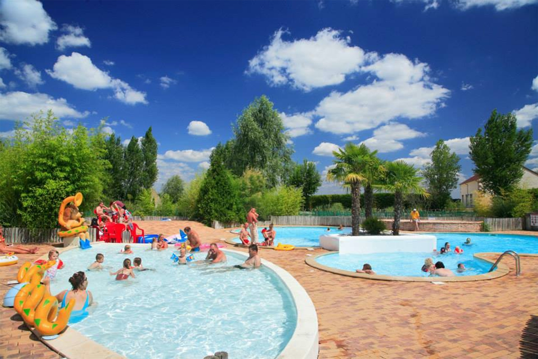 Camping Le Bardelet