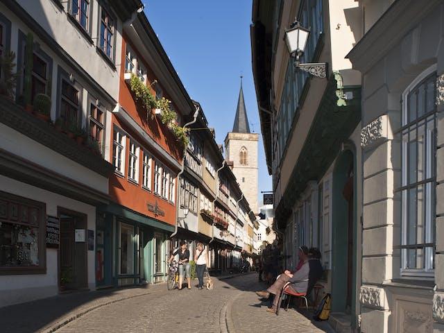 Erfurt - 9 daagse thuringer becken
