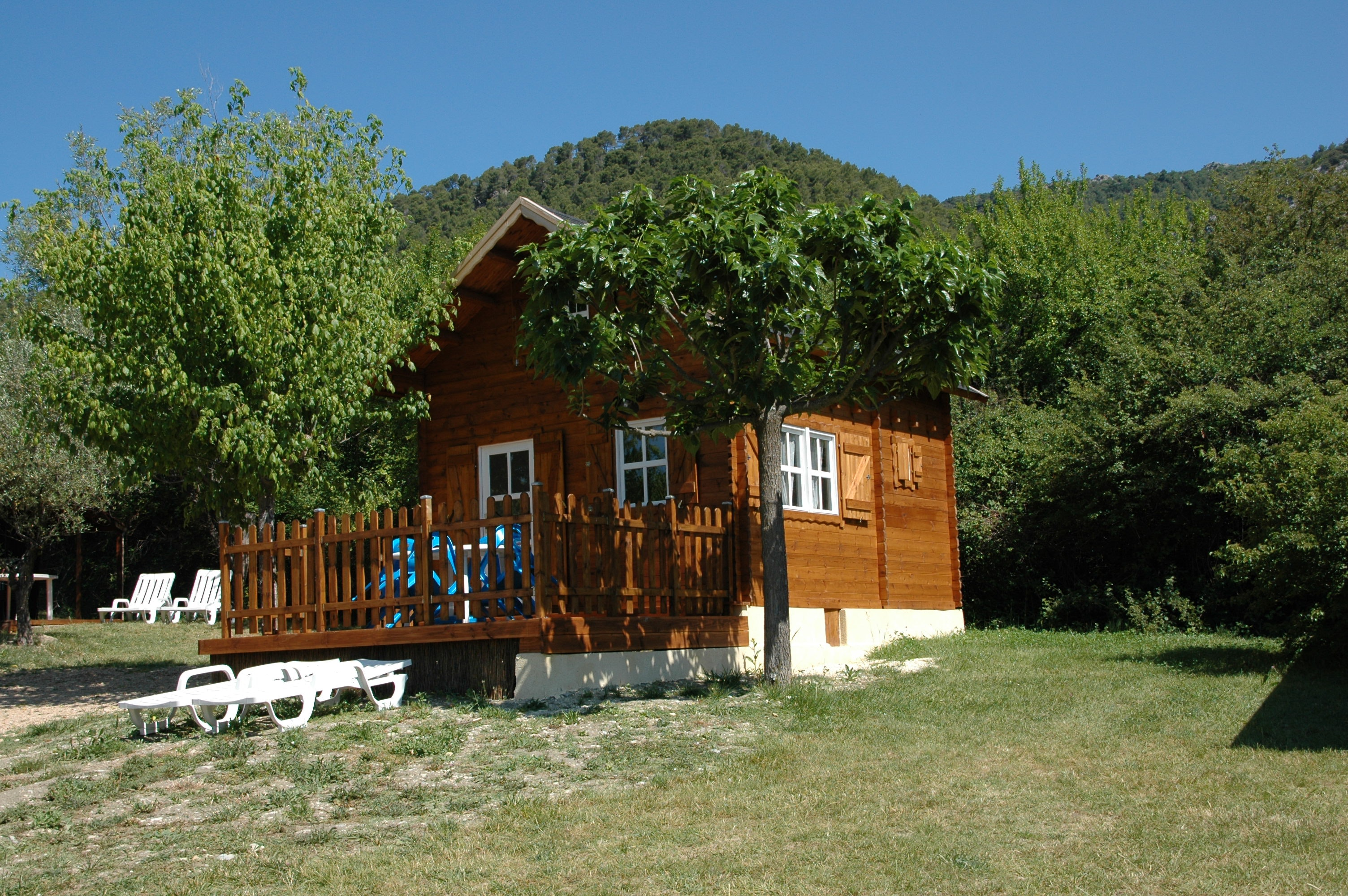 chalet perty gautiere