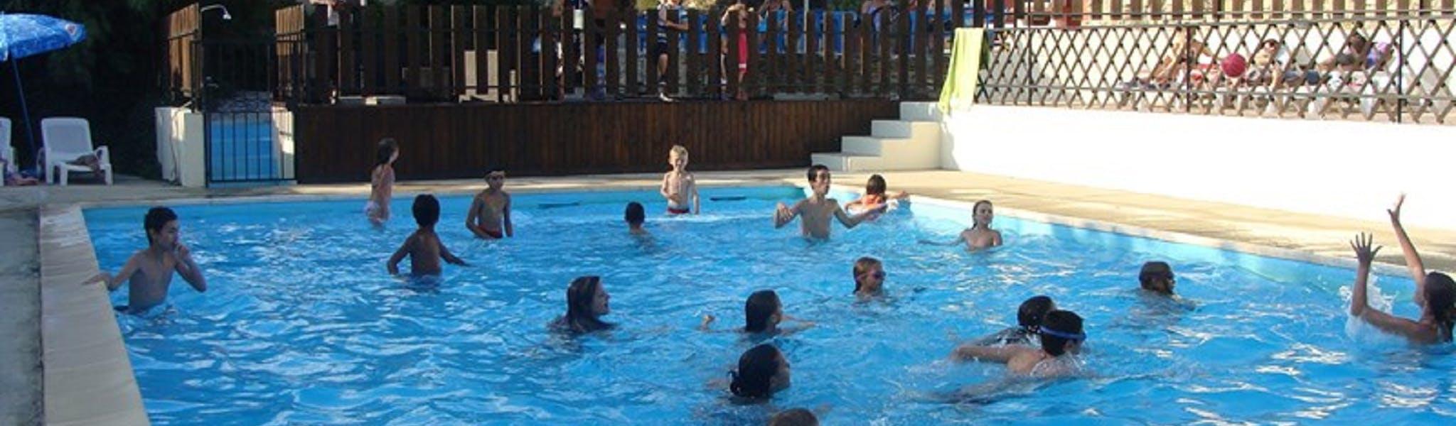 buitenzwembad gautiere