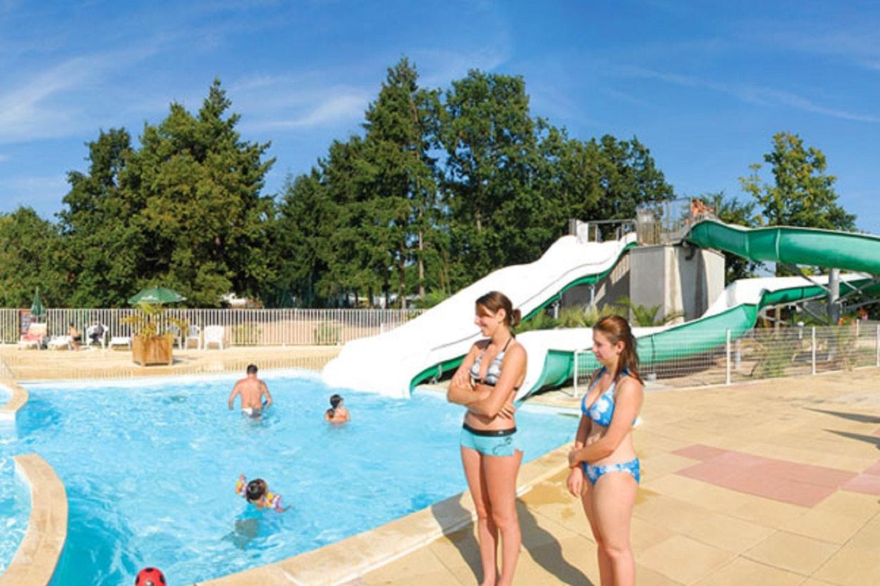 zwembad parc des allais