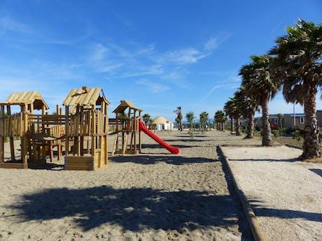 speeltuin les dunes