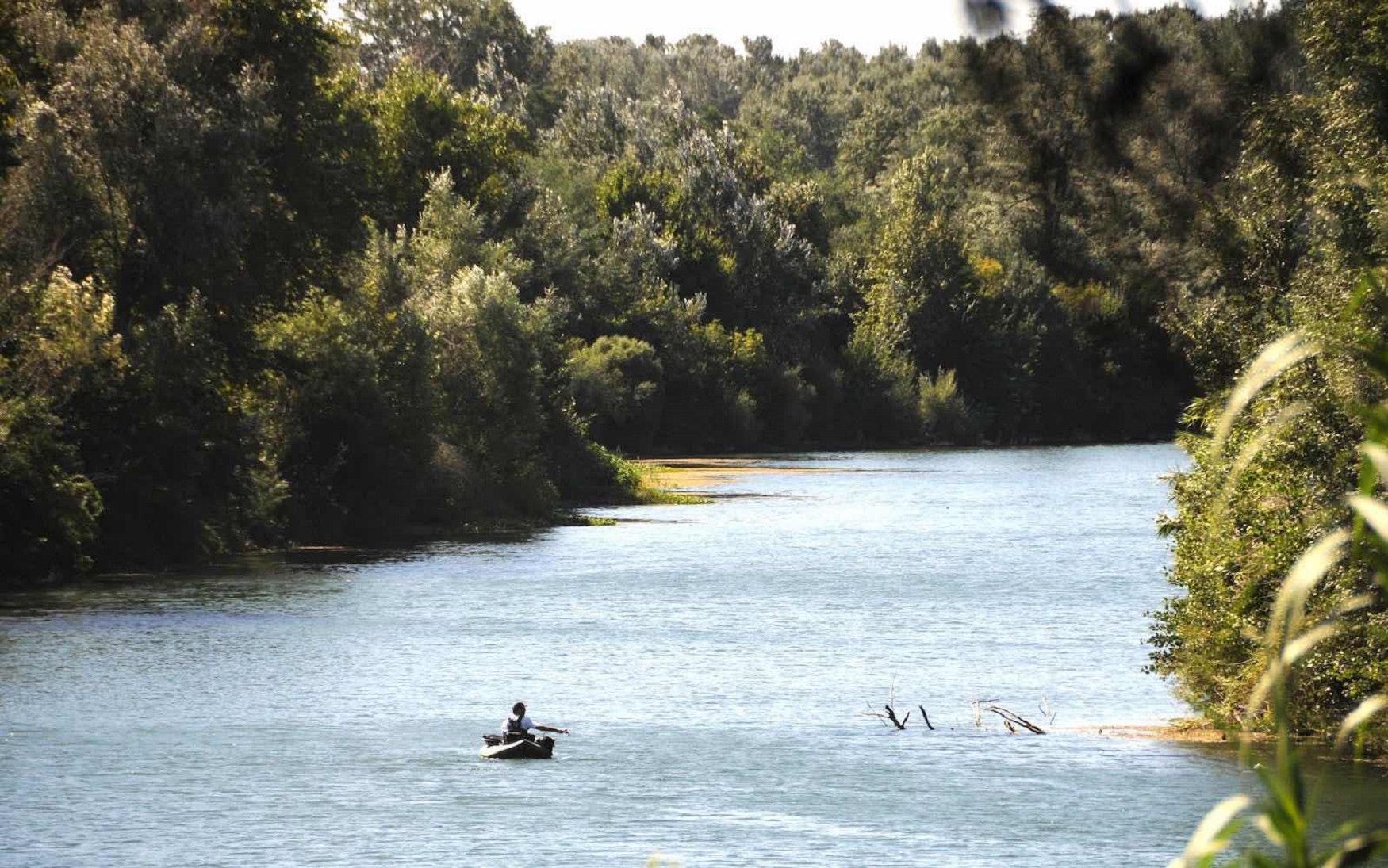 rivier gardon