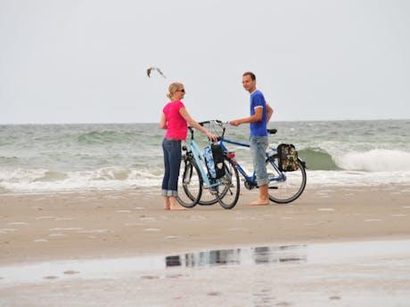 fietsen rugen en eilanden