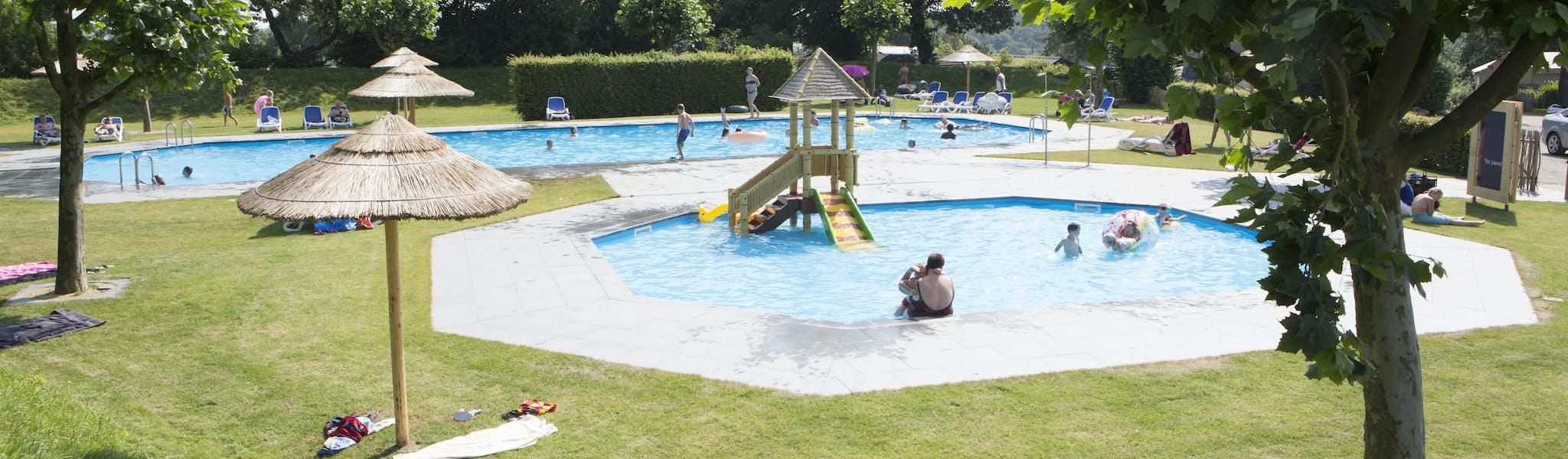 Zwempark camping Gulperberg