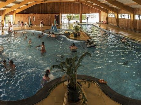 Camping Beauregard binnenzwembad
