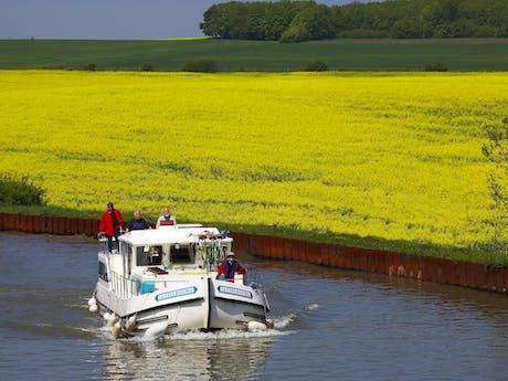 Locaboat Bourgogne et Loire