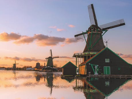 molens in Nederland vaar