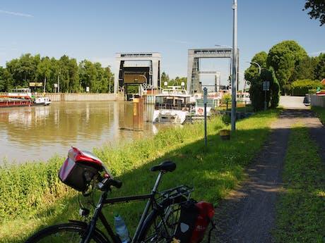 fietsvakanties weser - radweg