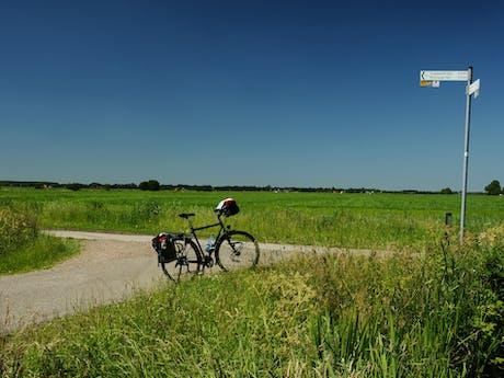 fietsvakantie ems - radweg