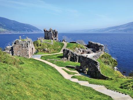 urquhart kasteel schotland