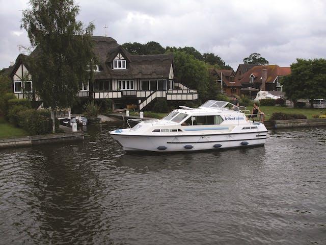 Tamaris boot agent le Boat