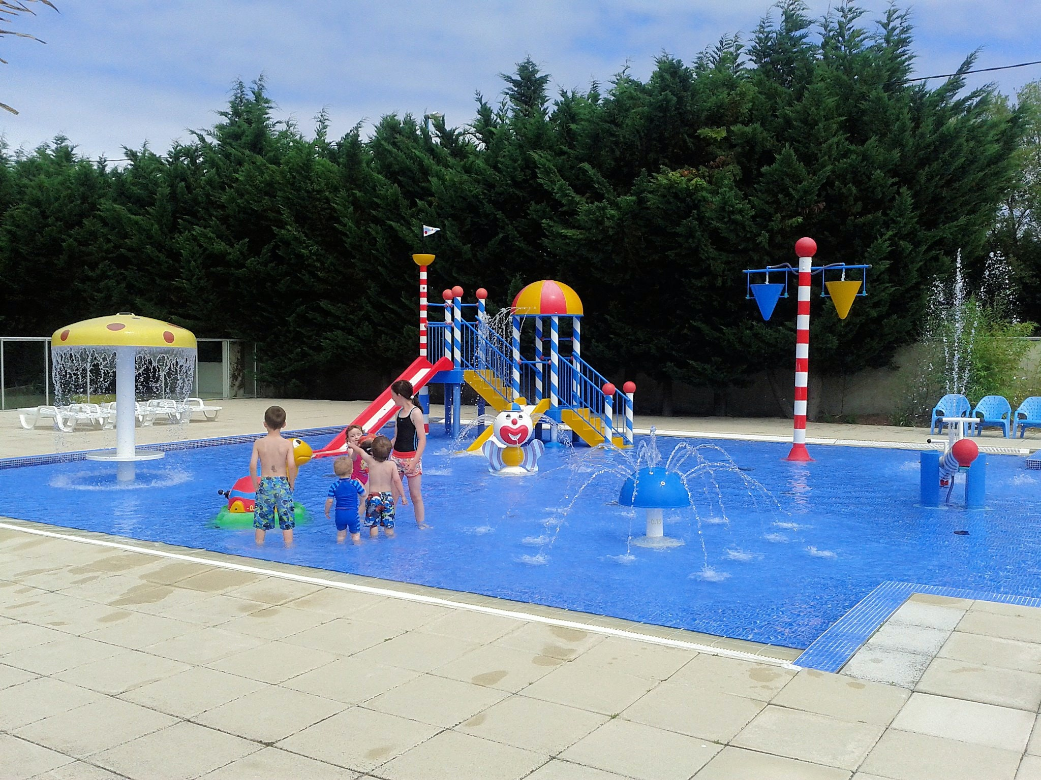 camping Amiaux