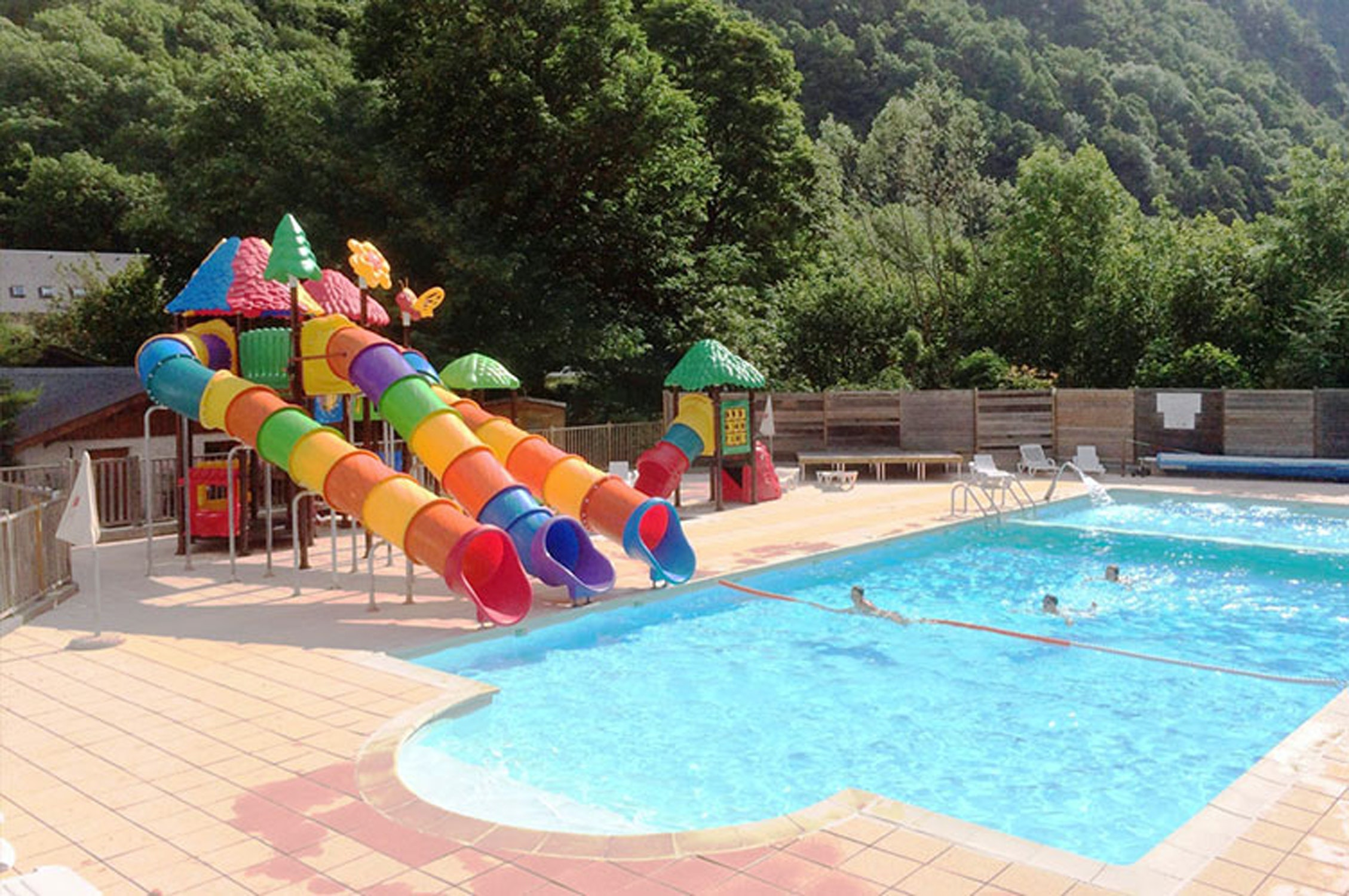 Camping Rochetaillee