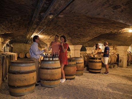 charente vaar frankrijk wijn