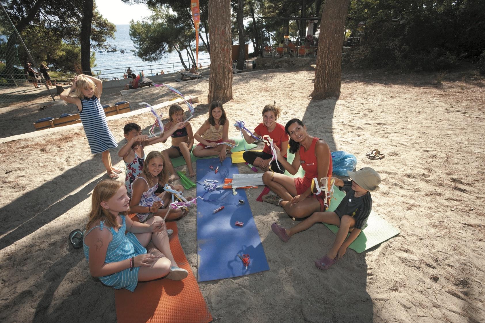 Camping Cikat speeltuin roan go4camp