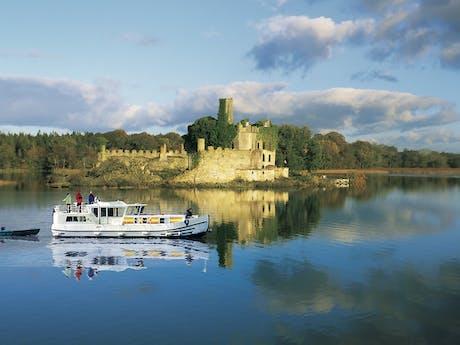 Locaboat vaargebieden Ireland