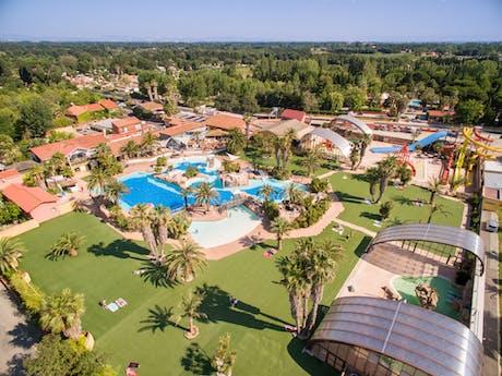 Zwembad drone La Sirene